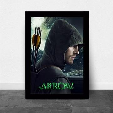 poster quadro arrow 8