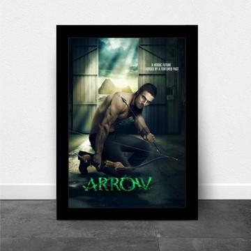 poster quadro arrow 9