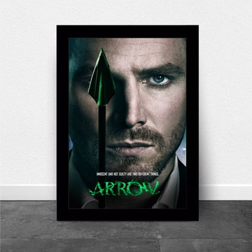poster quadro arrow 10