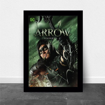 poster quadro arrow 12