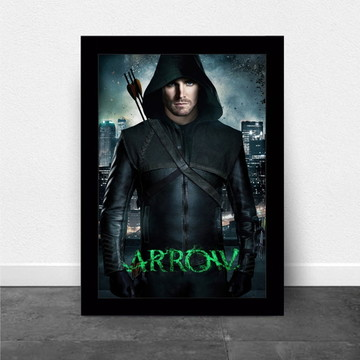 poster quadro arrow 13