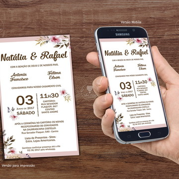 Casamento Civil -Digital Whatsapp