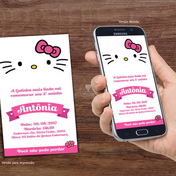 Hello Kitty -Digital Whatsapp