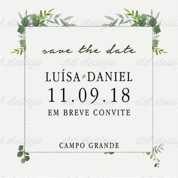 Convite Casamento Personalizado 8 Digital Top Compre Ja