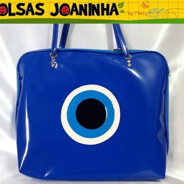 Bolsa Gigante Olho Grego