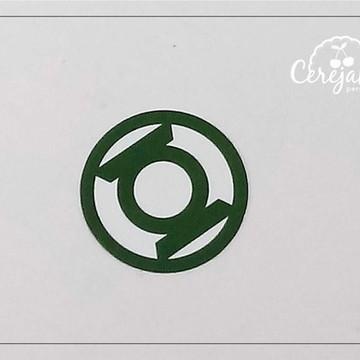 Adesivo Lanterna Verde
