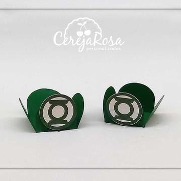 Forminha Lanterna Verde