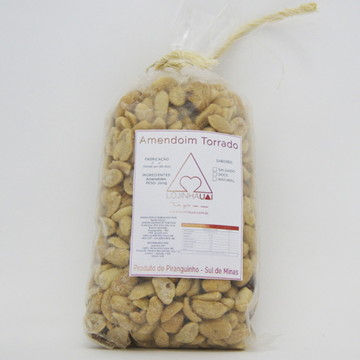 Amendoim Natural De Piranguinho - 200g - Lojinha Uai