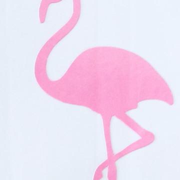Mini adesivos Flamingo