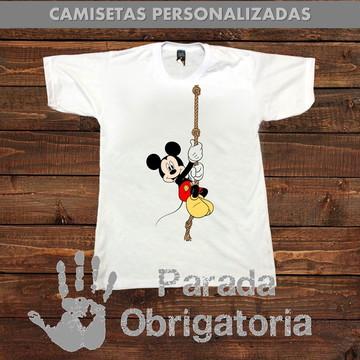 Camiseta Mikey