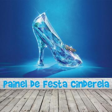 Painel de Festa Cinderela