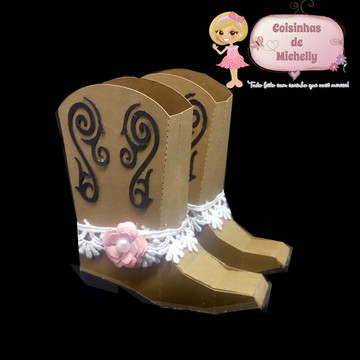Mini Bota Country 3D