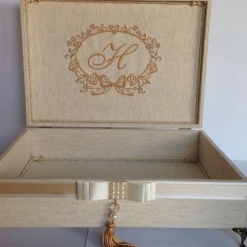 Caixa Maternidade Linho