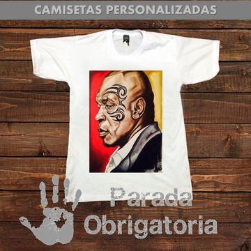 Camiseta Mike Tyson