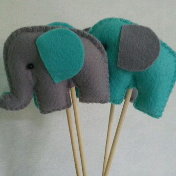 Elefantinho no palito