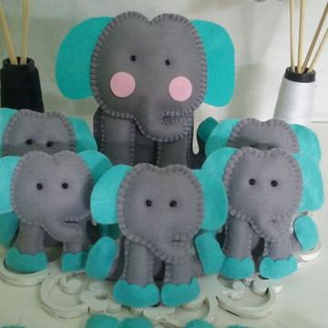 Elefantinho decorativo ou chaveiro