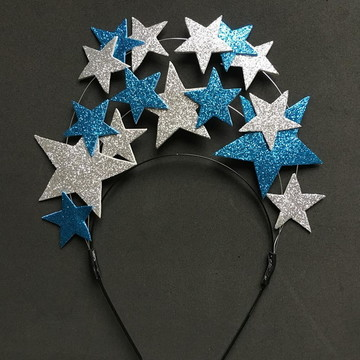 Tiara Estrelas 2