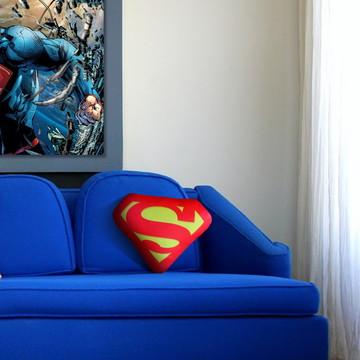 Almofada Super Homem - Superman herói