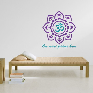 Adesivo Decorativo Mantra