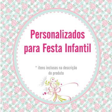 Kit Personalizados para Festa Infantil