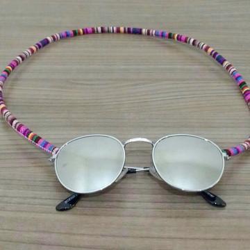 Cordinha de óculos étnica colorida