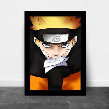 Quadro/poster Naruto Anime 1