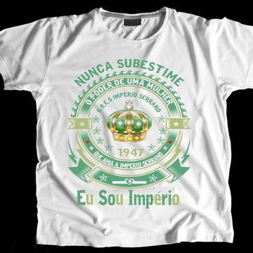 Camiseta Eu Sou Império Serrano