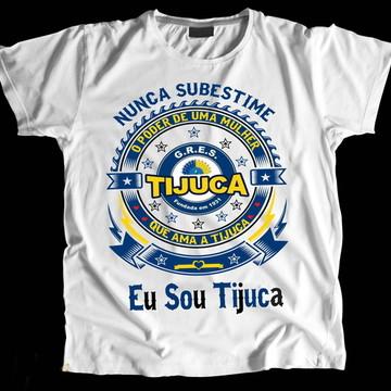 Camiseta Carnaval Eu Sou Tijuca