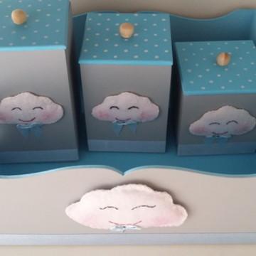 Kit Higiene nuvens