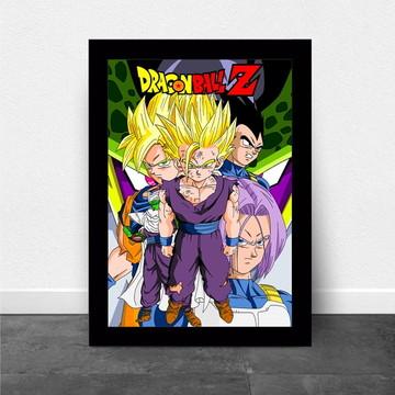 Quadro/poster Dragonbalz