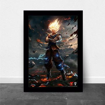 Quadro/poster Dragonball anime 1