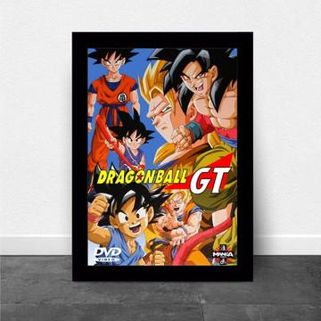 Quadro/poster Dragonball gt 1
