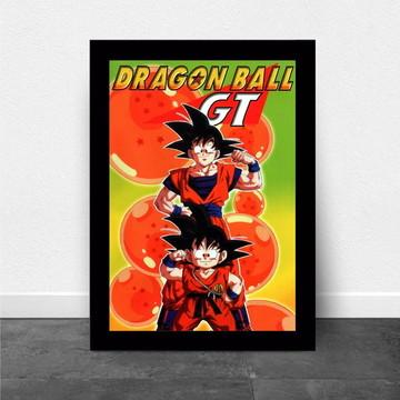 Quadro/poster Dragon ball GT