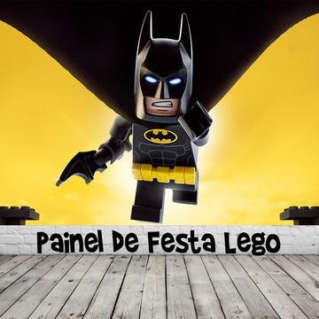 Painel de Festa Lego