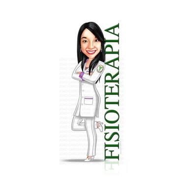 Caricaturas Formandos fisioterapia