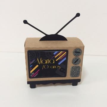 Caixinha - TV anos 80