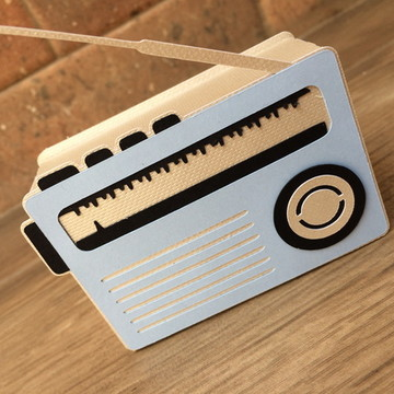 Caixinha - Rádio anos 80
