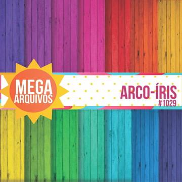 Papel digital Arco-íris