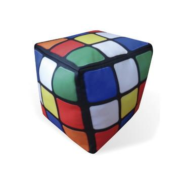 Almofada Cubo Mágico gigante