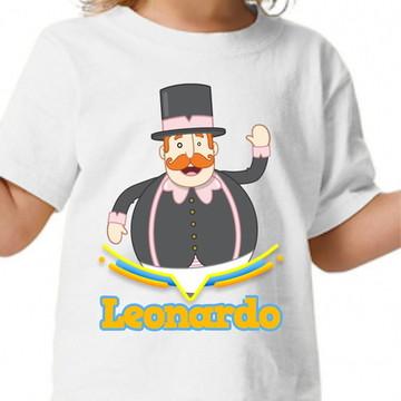 Camisa personalizada - Mundo Bita