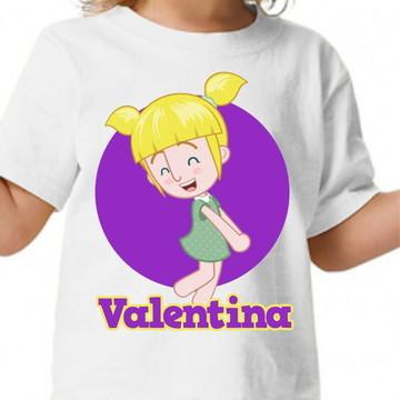 Camisa personalizada -Lila - Mundo Bita
