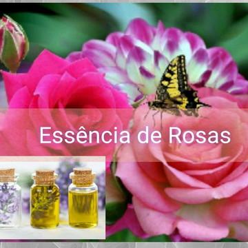 Essência de Rosas