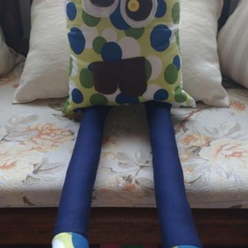 Almofadas criativas de bichinhos para seu baby!