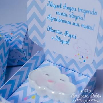 Sabonete Nuvem Lembrança Maternidade