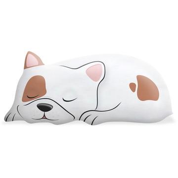 Almofada cachorrinho dormindo - bulldog