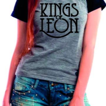 636d31bb22ea Camiseta Regata Feminina Kings Of Leon | Elo7