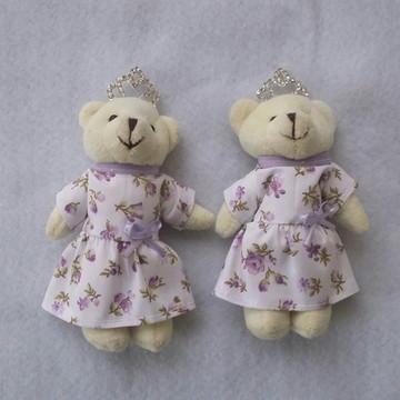 Decoração Ursa Princesa