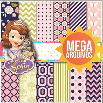 Papel digital Princesa Sofia