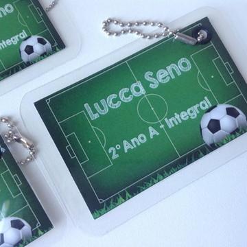 Kit Bag Tags - Futebol