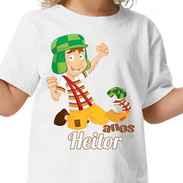 Camisa personalizada - Chaves